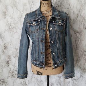 Earl Jean| Denim Jacket